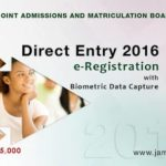 Direct Entry Admission Guide Into Nigerian Universities.