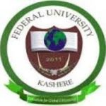 Federal University Kashere Courses Offered (Undergraduate)